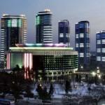 Улицы для работников науки в Пхеньяне