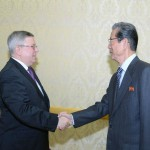 А. Торшин обсудил с законодателями КНДР расширение межпарламентских связей и развитие экономического сотрудничества