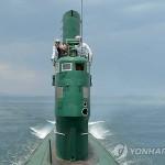 Южная Корея узнала о разработке в КНДР системы пуска баллистических ракет для подлодок