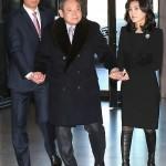 Глава Samsung пошел на поправку после нескольких месяцев в больнице