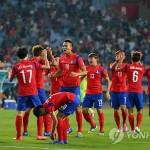 Южнокорейские футболисты освобождены от службы в армии благодаря победе над командой КНДР