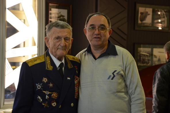 Сергей Крамаренко и Игорь Сейдов. Фото: OneKorea.RU
