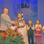 Маленькая пианистка из Северной Кореи стала обладательницей Гран-при конкурса в Пятигорске