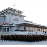После реконструкции в КНДР открыт доступ в Кымсусанский дворец, где находится саркофаг с телом Ким Чен Ира