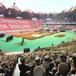 В Пхеньяне завершился парад в честь 60-й годовщины окончания Корейской войны