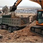 Богатые ресурсы ископаемых с черными металлами в Корее