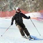 Иностранцы посетили горнолыжный курорт Масик