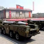 Япония назвала провокацией размещение на востоке КНДР баллистической ракеты средней дальности