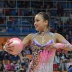 Гимнастка Сон Ён Чжэ стала победительницей этапа Кубка мира в Лиссабоне