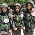 Группа CRAYON POP стали промоутерами Вооруженных Сил Южной Кореи