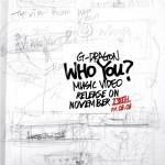 G-Dragon опубликовал клип к песне «Кто ты такая?»