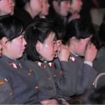 В КНДР проходят мероприятия по случаю третьей годовщины со дня смерти Ким Чен Ира