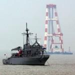 """Южная Корея провела в Желтом море маневры ВМС, приуроченные к 3-й годовщине гибели корвета """"Чхонан"""""""