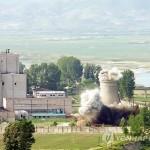 Северная Корея скоро может запустить 5-мегаваттный ядерный реактор