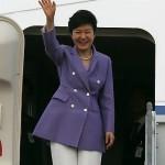 Уровень поддержки президента РК Пак Кын Хе – максимальный с момента инаугурации