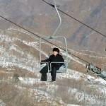 Ким Чен Ын распорядился ускорить строительство горнолыжного комплекса в КНДР
