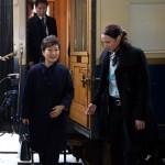 Президент РК Пак Кын Хе завершила визит в Индию и Швейцарию
