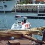 Российское судно задержано в Южной Корее за долги по зарплате украинским морякам