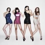 Группа SISTAR – девушки с красивыми ногами