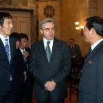 Новый посол России в РК прибудет в Сеул 25 января