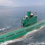 Американские эксперты: КНДР располагает подводной лодкой, оснащенной ракетным оружием
