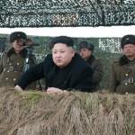 СМИ: в КНДР прошли учения сухопутных войск под руководством Ким Чен Ына