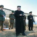 Лидер КНДР Ким Чен Ын присутствовал на испытании новой противокорабельной ракеты