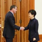 Пак Кын Хе: Альянс РК и США – залог противостояния северокорейским провокациям