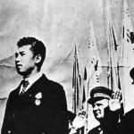 Президент Ким Ир Сен и Я.Т. Новиченко