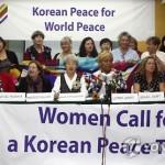 Марш женщин, выступающих за мир, отправился из Пхеньяна в Южную Корею