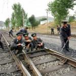 Северная Корея организуют для иностранцев тур на поезде по всей стране