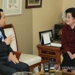 Госпожа Ли Хи Хо отправится в Пхеньян на самолёте южнокорейской авиакомпании
