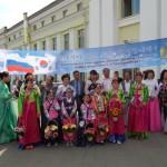 «Евразийский экспресс» сделал остановку на Урале