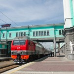 В Новосибирскую область прибыл «Поезд Дружбы Евразии»