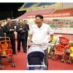 Ким Чен Ын взял под личный контроль производство товаров народного потребления