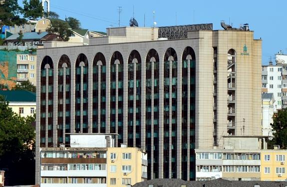 """Отель """"Хёндэ"""", Владивосток. Фото: OneKorea.RU"""
