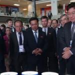 Министр внешних экономический связей КНДР Ли Рён Нам выступил на Восточном экономическом форуме