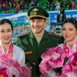 В корейском Мунгёне состоялась торжественная церемония открытия VI Всемирных военных игр