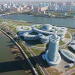 Лидер КНДР похвалил строителей, завершивших сооружение научно-технического комплекса