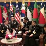 РФ и Корея договорились поддерживать доверие между флотами государств