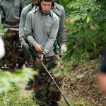 Корейский полуостров останется исключением из запрета на противопехотные мины