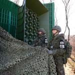 СМИ: военные Республики Корея приступили к демонтажу громкоговорителей на границе с КНДР