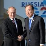 Генсек ООН примет участие в открытии Петербургского форума