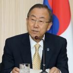 Генсек ООН опроверг слухи о намерении стать президентом Южной Кореи