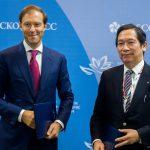 Минпромторг России и Министерство торговли, промышленности и энергетики Республики Корея подписали Меморандум о взаимопонимании