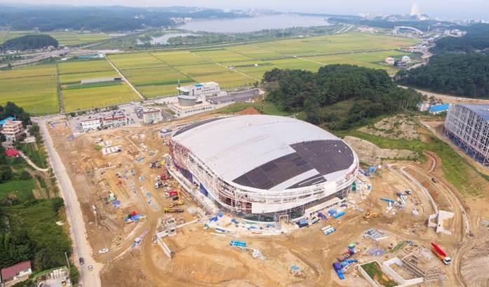 Gangneung Ice Arena-20160926