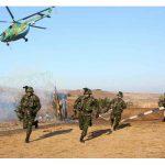 В батальоне спецназовцев непосредственного подчинения 525-й части КНА