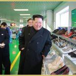 На Вонсанской обувной фабрике