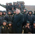 Ким Чен Ын руководил «соревнованиями танкистов КНА-2017»