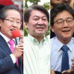 На выборах президента Южной Кореи определился явный лидер
